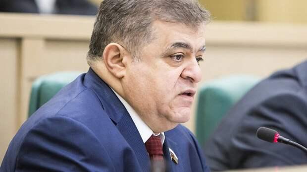 Джабаров заявил о бессмысленности предложения Зеленского о встрече с Путиным