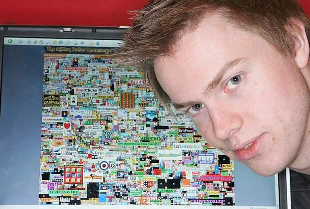 Алекс Тью, сайт Million Dollar Homepage и история успеха