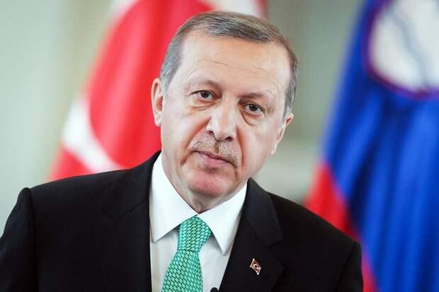 Эрдоган боится, что Россия предаст огласке его действия