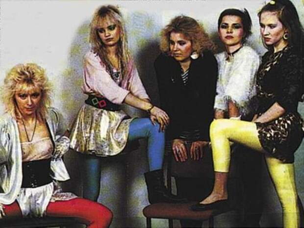 Хитами становились не только их песни, но и наряды | Фото: mega-stars.ru