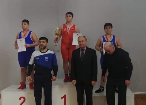 Борец из Южного Тушина стал бронзовым призёром Первенства Москвы