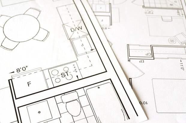 Поэтажный План, План, Дом, Главная, Строительство