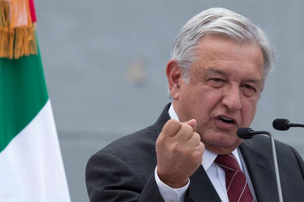 Обрадор Мексика