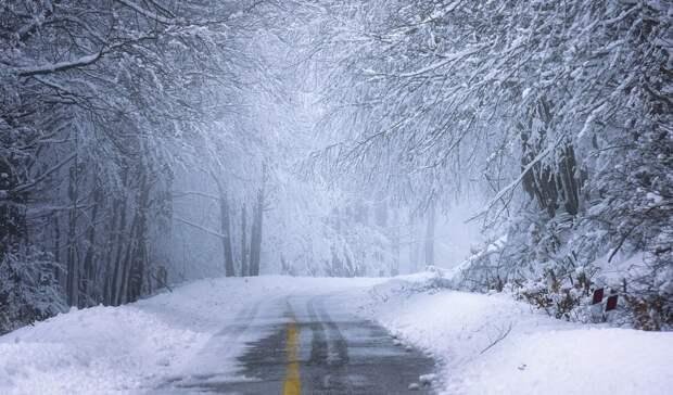30-градусные морозы ждут нижегородцев вянваре