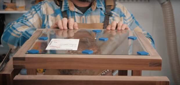 Бесконечный стол своими руками. Очень стильный и необычный
