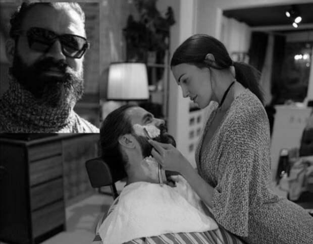 В сети появился первый кадр Мерьем Узерли с отцом ее второго ребенка