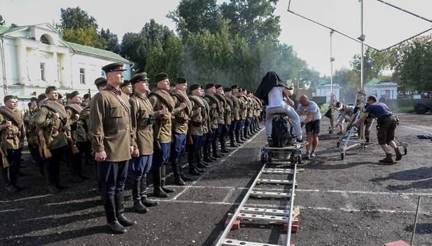 Кинопроект о подвиге Подольских курсантов презентуют на кинофестивале в Каннах