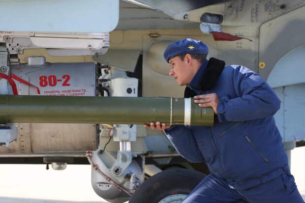 """Минобороны РФ досрочно получило управляемые ракеты """"Вихрь-1"""""""