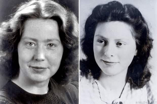 Девушки, которые соблазняли и убивали нацистов