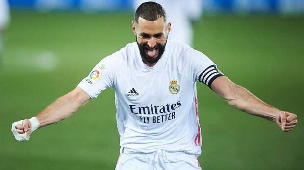 Бензема установил личный рекорд продолжительности голевой серии в матчах за «Реал»