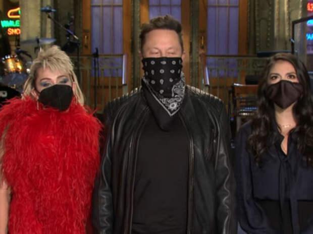 Маск заявил в эфире сатирического шоу, что у него синдром Аспергера