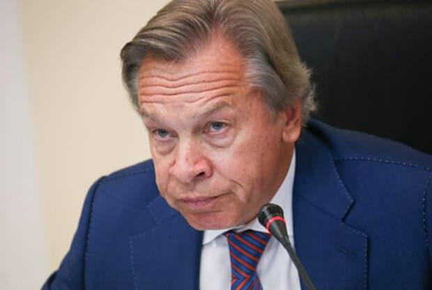В России заявили об окончании «мира по-американски»