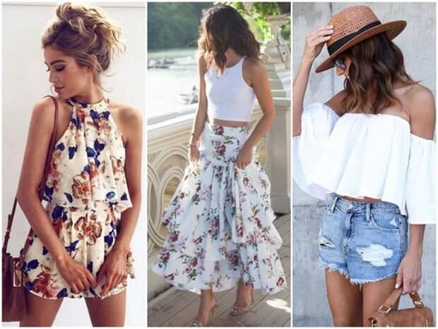 Что носить в жару: Советы модных экспертов
