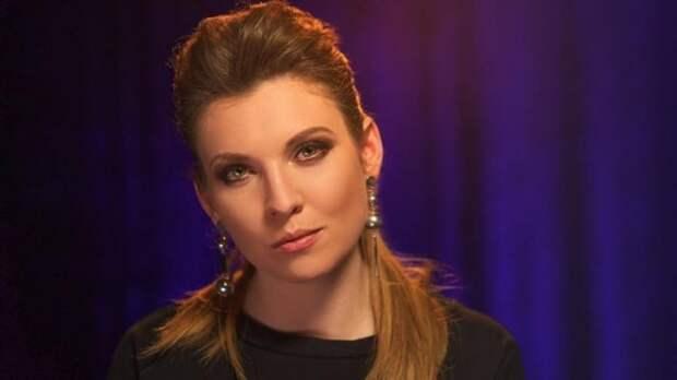 Скабеевой задали законный вопрос, почему на нашем ТВ так часто обсуждают Украину