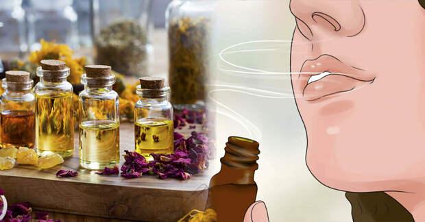 Лучшие эфирные масла для борьбы с простудными заболеваниями