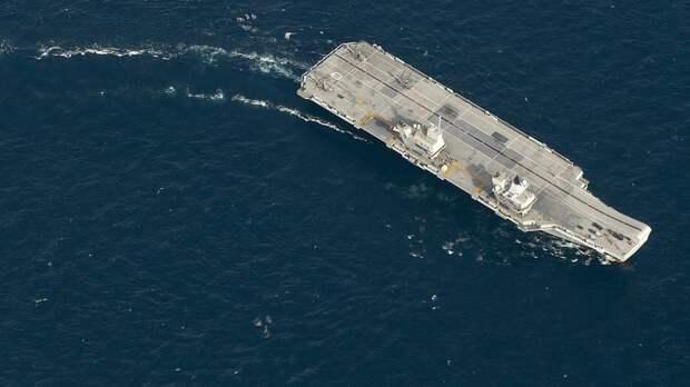 Baijiahao: ошибка ВМС Британии может обернуться столкновением страны с РФ