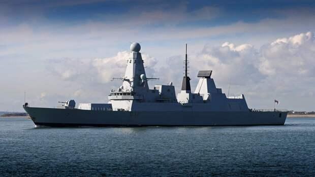 В Черное море вошли боевые корабли ВМС Великобритании и Нидерландов