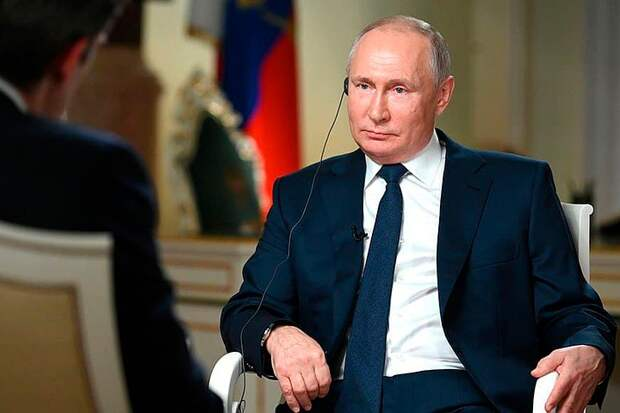 Владимир Путин: Мы готовы работать со Штатами в космосе. Если американцы сами не будут от этого отказываться