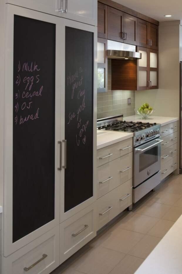 Оригинальное оформление современной кухни. /Фото: 1.bp.blogspot.com
