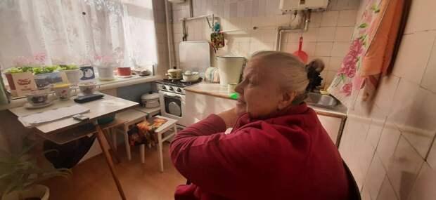 Замерзающей блокаднице из Приморского установят автономную систему отопления