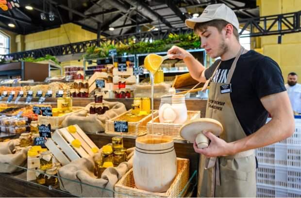 На фермерских ярмарках в Отрадном угостят заморскими деликатесами