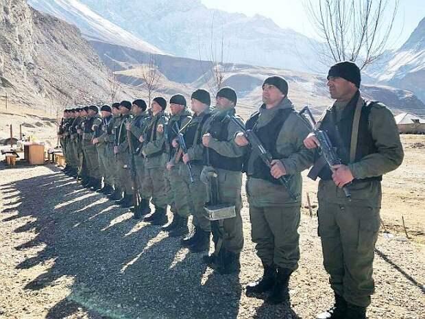 На киргизско-таджикской границе застрелили 13 человек