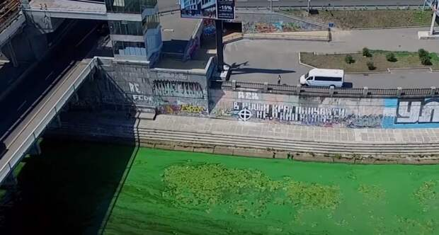 Загрязнение Днепра может поставить Украину на грань водного коллапса