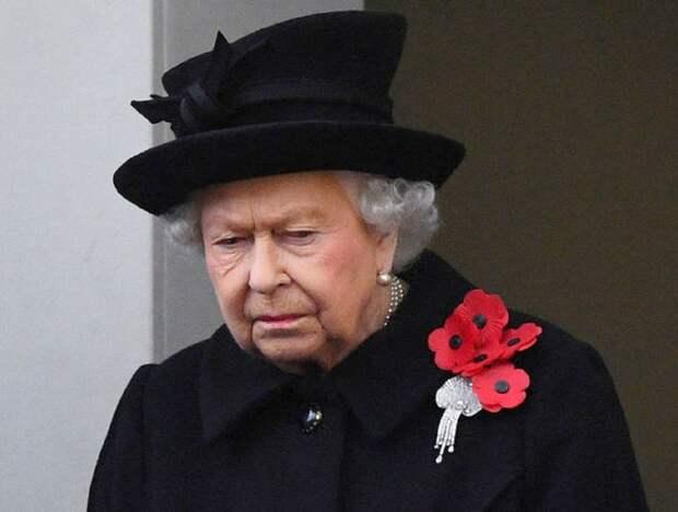 Скорбящая по мужу Елизавета II с грустью отпраздновала свое 95-летие