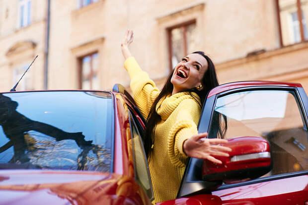 О, женщины! Про машины и девушек