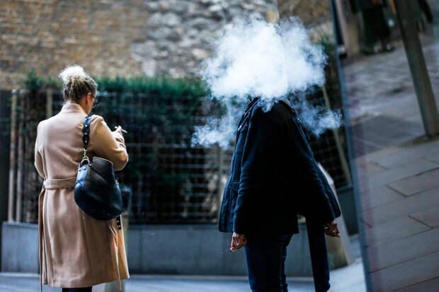В России планируют создать систему распознавания курильщиков в неположенных местах