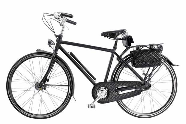 самые дорогие велосипеды мира: Chanel Fashion Bicycle фото