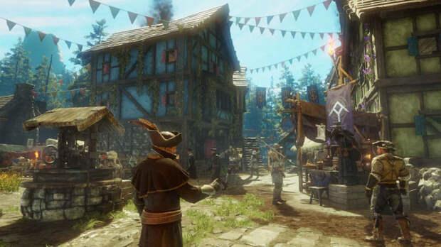 Игровая индустрия - Трейлер MMORPG New World от Amazon