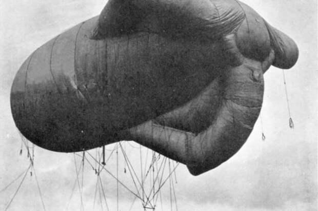 Смешной предок авианосца