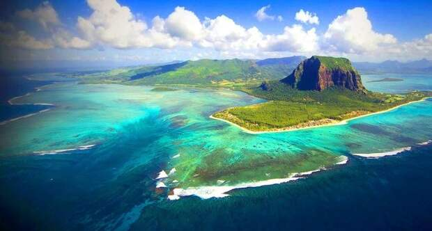 Как остров Маврикий связан с исчезнувшей Лемурией