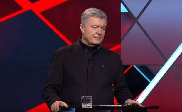 Порошенко назвал себя организатором провокации против 33 бойцов ЧВК в Минске