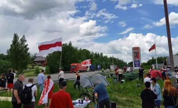 Польша начала блокаду границы с Белоруссией, следующая на очереди Литва