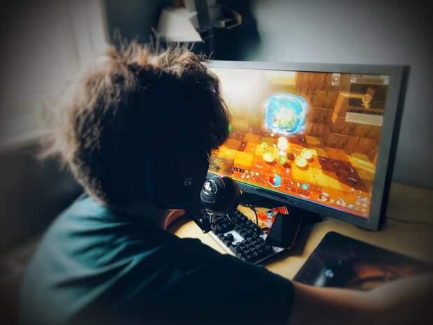 Компьютерные игры и польза от них