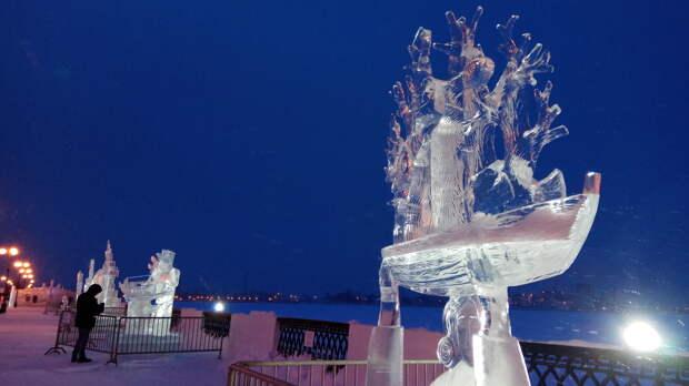 Фестиваль «Удмуртский лед-2020» начнется в Ижевске в конце января