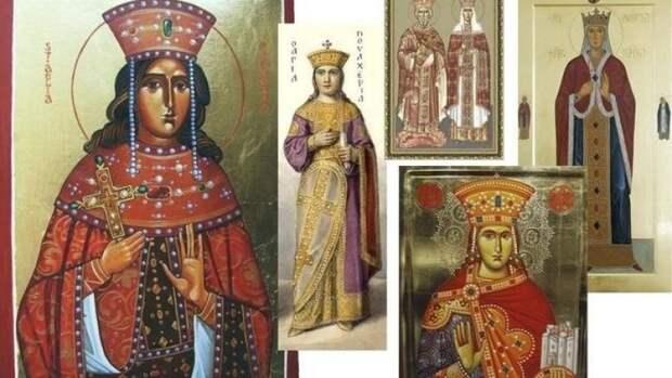 Дмитрий Карасюк. Императрица Пульхерия, возомнившая себя богоматерью