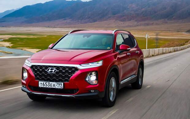 Тест нового Hyundai Santa Fe. И 3 интересных факта