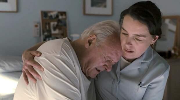Драма «Отец»: почему так страшит беспомощность старости