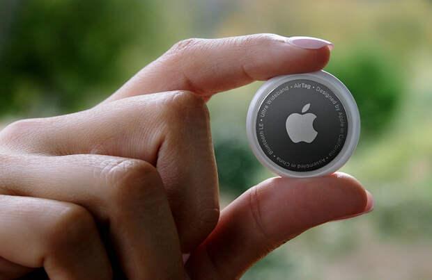 Apple презентовала новинки. Среди них — метка-трекер для поиска предметов