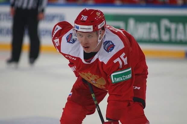 Сборная России по хоккею проиграла Чехии со счетом 0:4 в матче Евротура