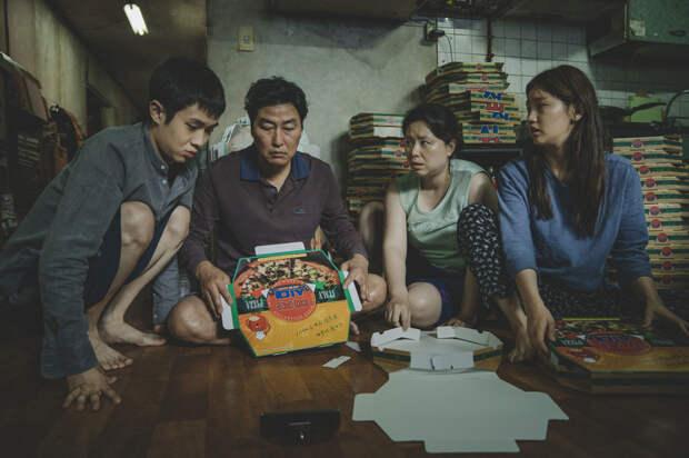«Паразиты»: Хорошо иметь домик в Корее