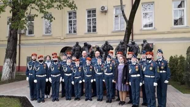 Кадеты из Братска спасли 14 детей на пожаре в московской гостинице