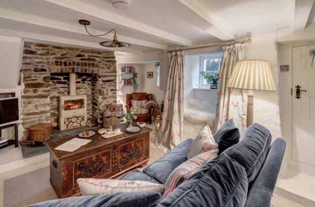 Этому дому 300 лет. Но посмотрите, как он устроен изнутри!