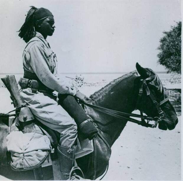Спаги. Экзотические кавалерийские соединения французской армии - 2