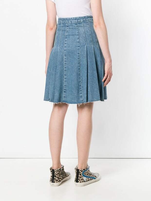 Асимметричная юбка levis