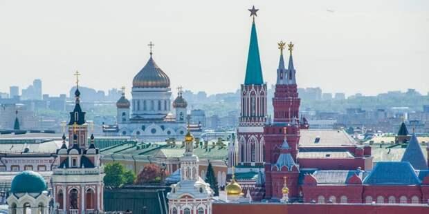 Москва находится в числе мировых лидеров по эффективности борьбы с COVID-19 Фото: Ю. Иванко mos.ru