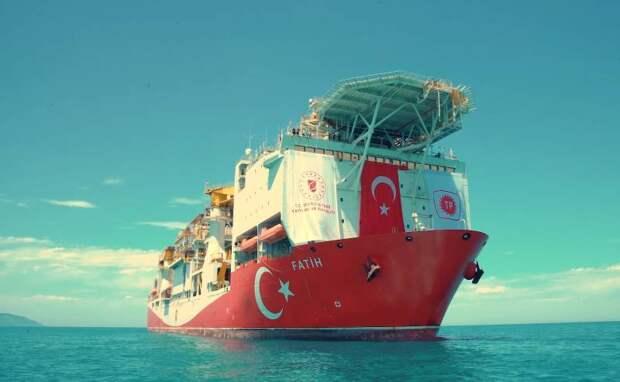 Турцию почти никто не поздравил с найденными запасами газа стоимостью $65 млрд